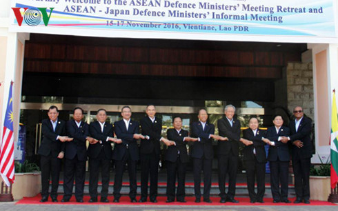 Japanese Defense Minister urges closer defense cooperation with ASEAN