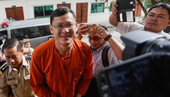 Court of Appeal upholds CNRP lawmaker's prison term