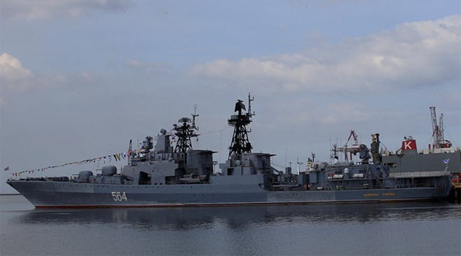 Russia, Philippines seek defense cooperation deal