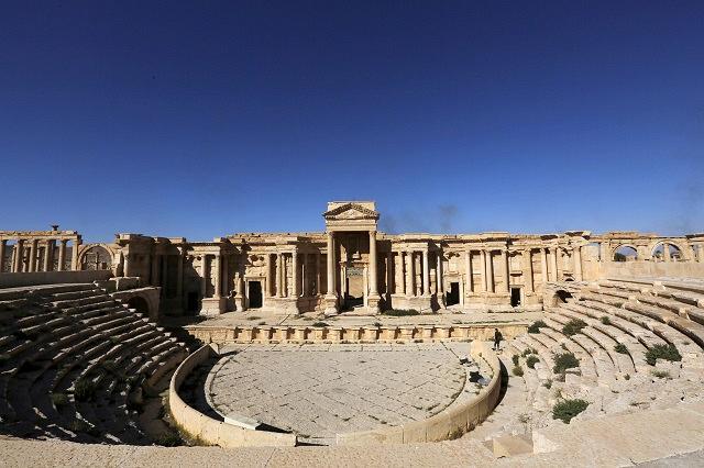 UNESCO condemns ISIS destruction in Syria's Palmyra