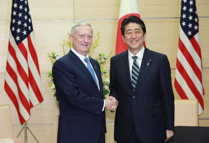 US, Japan reaffirm alliance