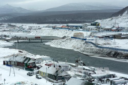 Russia, Japan to hold talks on island dispute