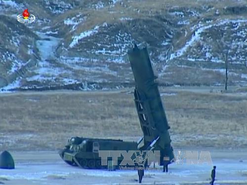 North Korea Ambassador summoned over ballistic missile test
