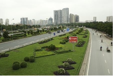 Hanoi to develop urban area south of Thang Long Avenue