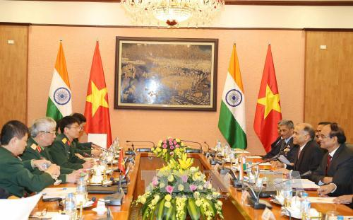 Vietnam, India hold defense policy dialogue