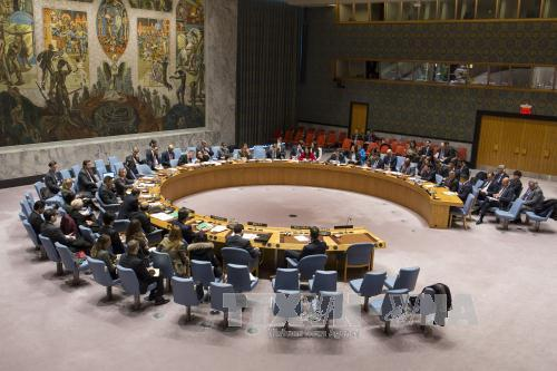 UN Security Council condemns North Korea missile launches