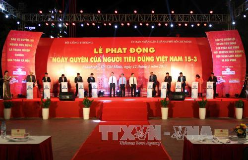 Vietnamese Consumer Rights Day launched