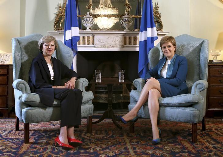 Scotland to hold 2nd independence referendum