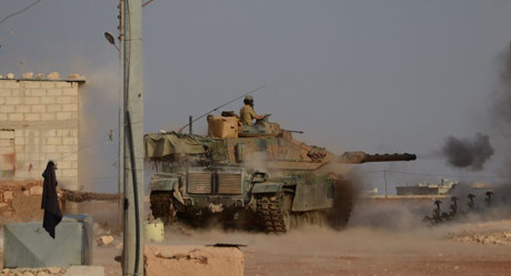 Turkey ends military operations in Syria