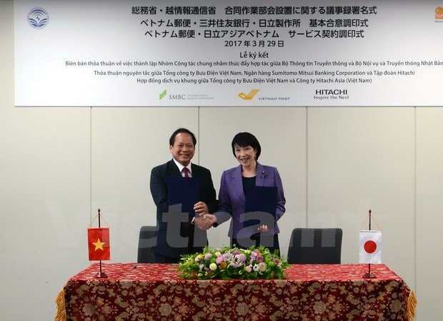 Japan pledges to help Vietnam develop ITC