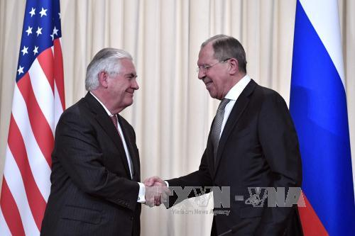 Russia, US pledge further cooperation to find political solution for Syria