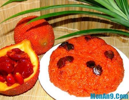 Вьетнамский гак – фрукт из рая