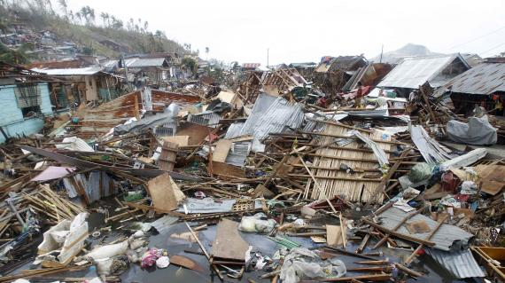 Haiyan : crise humanitaire aux Philippines