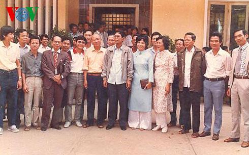 Des années inoubliables au Cambodge