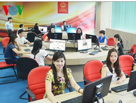 La Voix du Vietnam: 70 ans d'accompagnement de la Nation