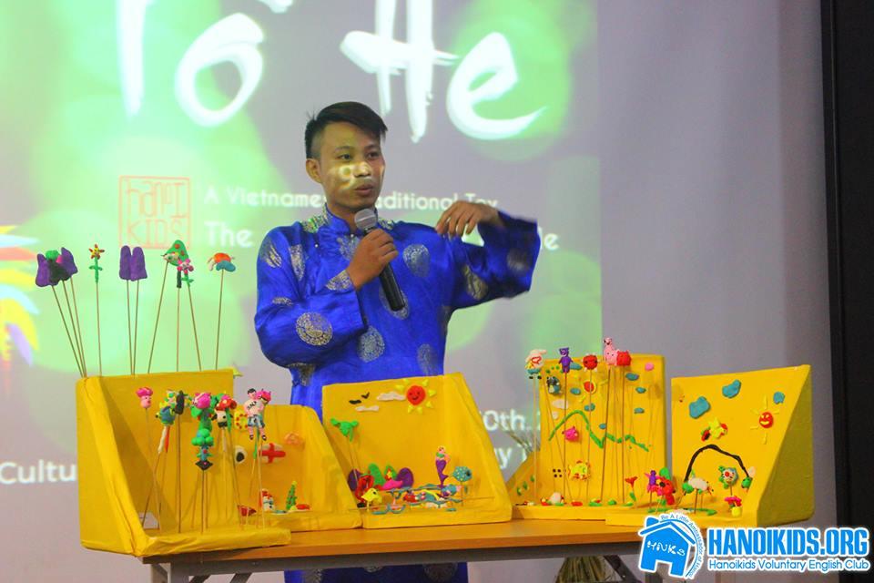 Les petites figurines colorées de Dang Dinh Lan