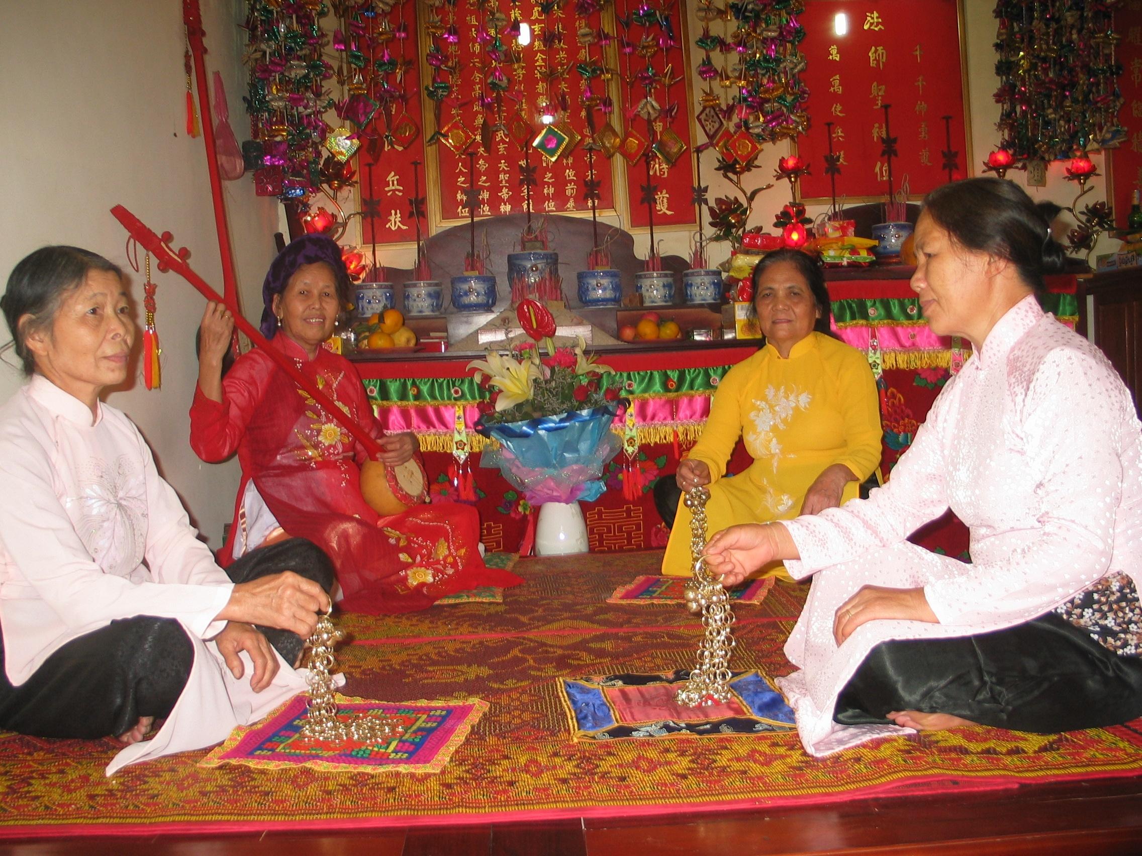 L'anniversaire de la naissance des Nung, un rituel original