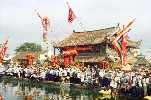 Fêtes de la pagode Keo