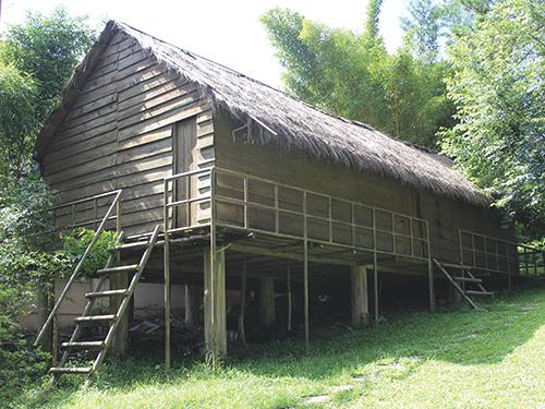 Les maisons K'ho