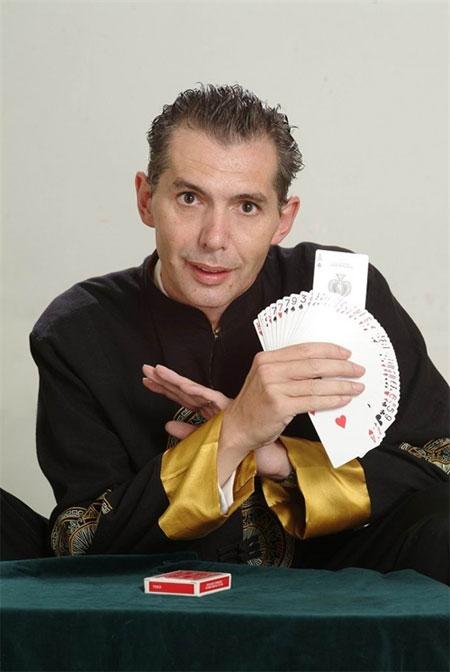 A la rencontre d'un magicien d'outre-mer