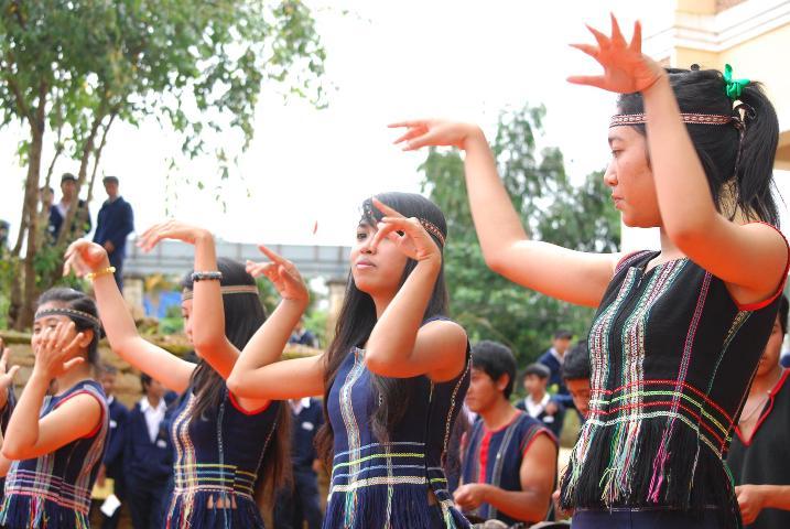 Les danses traditionnelles des K'ho