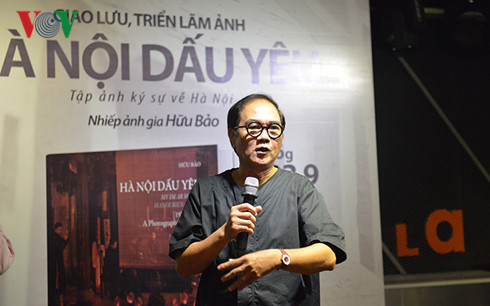 Huu Bao, le photographe du quotidien hanoien
