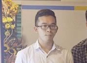 Dinh Tuan Hai, lauréat du prix d'excellence de l'AUF