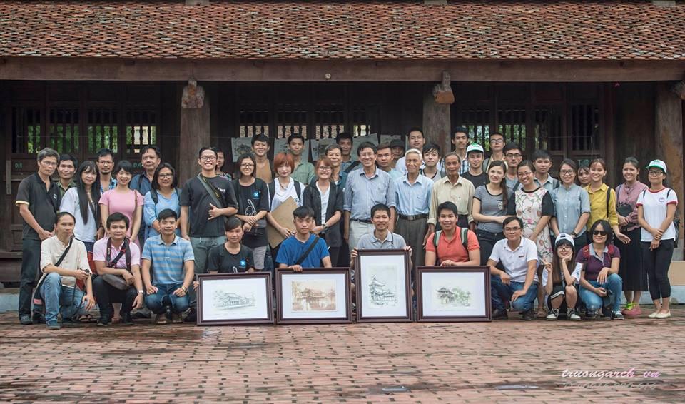 Le club du patrimoine villageois vietnamien