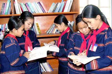 Politiques en faveur des élèves issus des ethnies