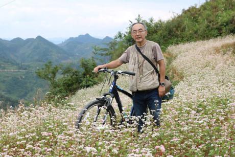 Yasushi Ogura: le Vietnam, un coup de foudre...