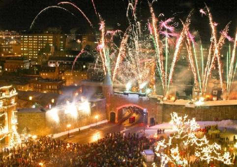 Le Vietnam participe à la Foire nocturne hivernale de 2017 au Canada