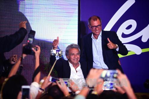 Présidentielle Équateur: le parti Alliance Pays en tête