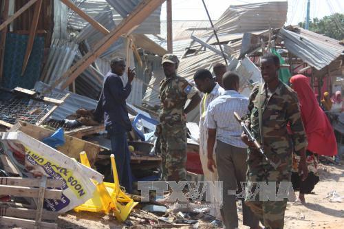 Somalie: 39 morts dans l'explosion d'une voiture piégée à Mogadiscio
