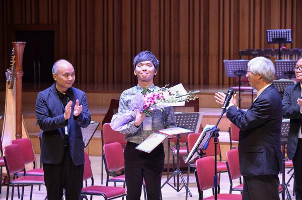 中国台湾青年作曲家刘博健谈2016年亚欧音乐节和他的获奖作品
