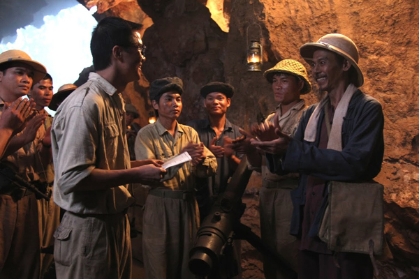 纪念全国抗战日70周年电影周在越南全国举行
