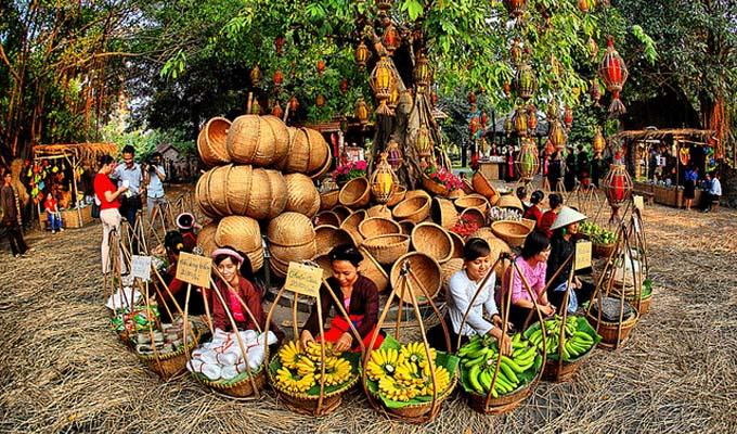 越南集市名字的特色