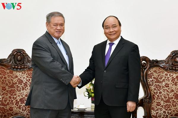 越南与文莱加强贸易合作