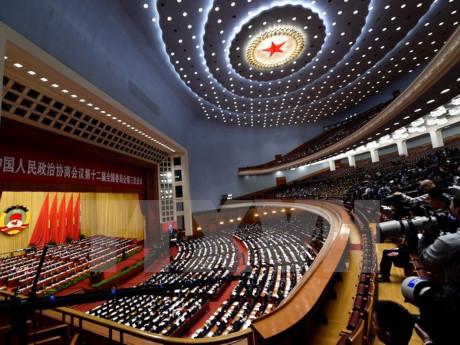 中国全国政协十二届五次会议即将举行