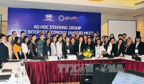 2017 APEC:庆和省领导人会见俄美与会代表