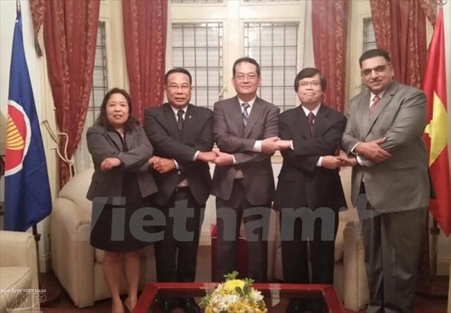 越南积极推动东盟与南美各国合作
