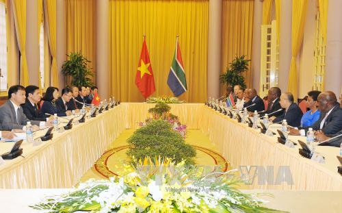 South Africa to boost ties with Vietnam
