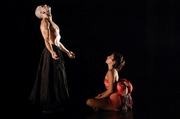Israeli contemporary dance – ArtLana duo