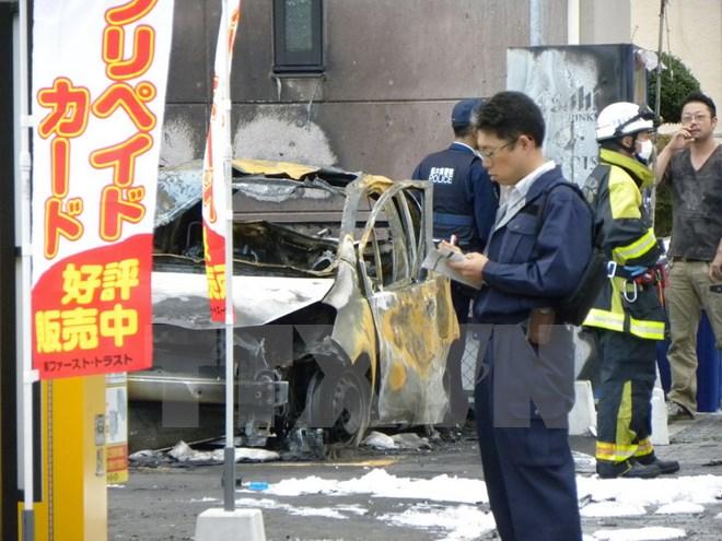 Utsunomiya blast: suicide bombing