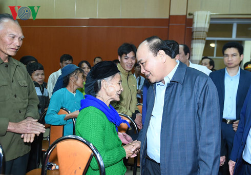 Tra Linh district asked to focus on poverty reduction