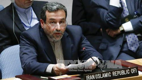 Iran says nuclear deal will not be renegotiated