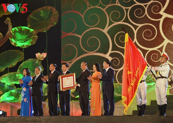 PM attends 185th founding anniversary of Bac Ninh