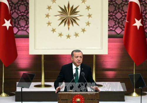 Turkey confirms final goal of army operations in Syria
