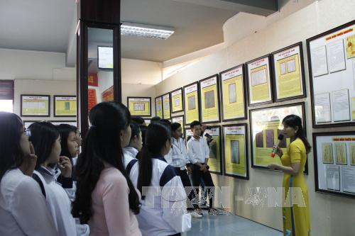 Exhibition on Hoang Sa and Truong Sa opens in Hai Phong