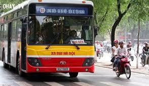 公交车——首都居民的亲密旅伴