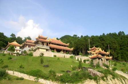 Die Schönheit der Landschaft in Tay Thien entdecken